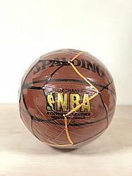Баскетбольный мяч с сеткой