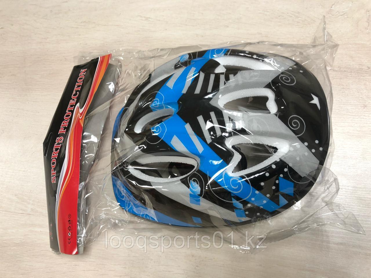 Шлем (Каска) для велосипеда и роликов детский