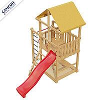 Детская игровая деревянная площадка 9-й Элемент, фото 1