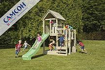 Детская игровая деревянная площадка ПЕНТХАУС@PENTHOUSE
