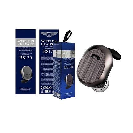 Наушник WK Design BS170 Bluetooth, фото 2