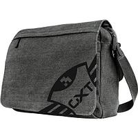 "Сумка для ноутбука Trust GXT 1260 YUNI 15.6"" серый брезент"