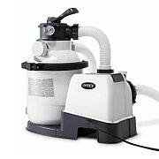 Песочный фильтр-насос для бассейна Intex 26644 / 28644, 4000 л/ч