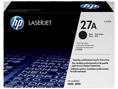 Картридж HP Black  (C4127A)