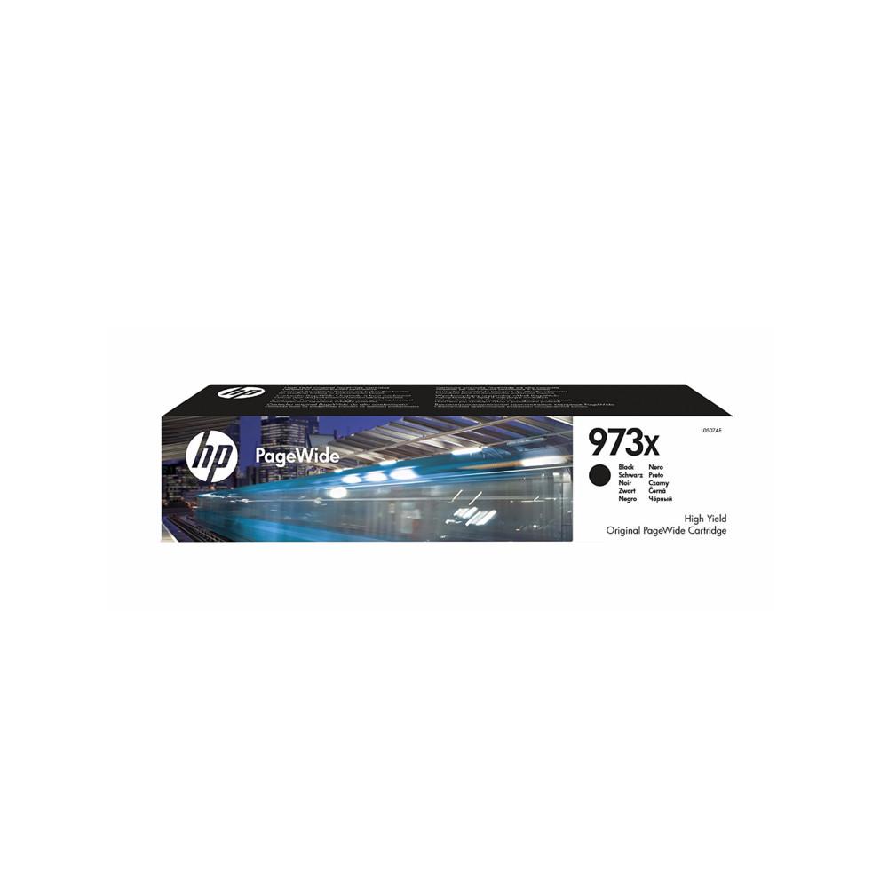 Картридж HP 973X Black  (L0S07AE)