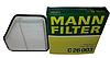 Воздушные фильтр Mann C26003