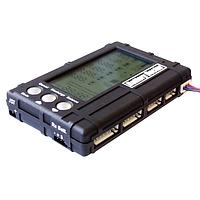 3 в 1 Балансировщик батареи для RC 2s-6s Lipo Li-Fe LCD + Тестер напряжения + разрядник , фото 1