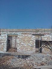 Строительство дома «под ключ» по проекту «Каролос», фото 3