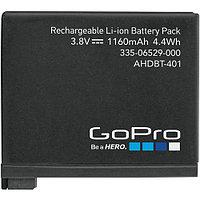 GoPro аккумулятор для камер ( AHDBT-401 Rechargeable Battery HERO4), фото 1