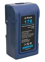Logocam A-Pack 170 аккумулятор Gold Mount (AB), 170 Ватт/часов