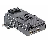 GreenBean PowerPlate 02 HDMI система питания с V-mount для плечевых и прочих упоров, фото 1