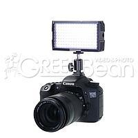GreenBean LuxMan 128 LED светодиодный накамерный свет, фото 1