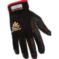Hothand Перчатки теплоизолирующие, кожаные(L), фото 1