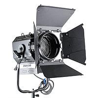 Logocam Fresnel 650 световой прибор на 650 Ватт с лизной Френеля, фото 1