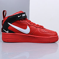 "Nike Air Force 1 Utility Mid ""Red"" (36-45), фото 8"