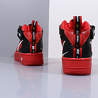 "Nike Air Force 1 Utility Mid ""Red"" (36-45), фото 6"