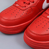 "Nike Air Force 1 Utility Mid ""Red"" (36-45), фото 4"