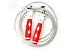 Скакалка элитная скоростная кроссфита трос, фото 2