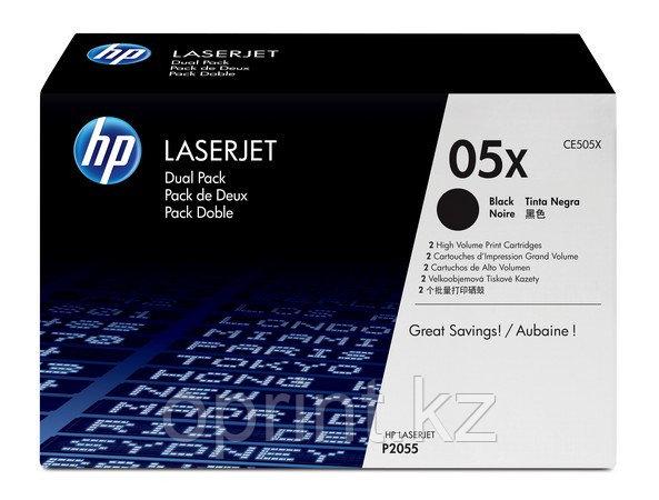 Картридж HP  05X увеличенный
