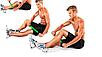 Роликовый массаж палку для мышцы (фитнес-терапия), фото 4