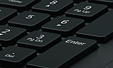 Logitech 920-005215 K280e Клавиатура Corded Keyboard Black USB, фото 5