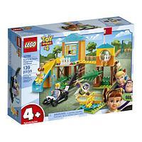 10768 Lego Juniors История игрушек: Приключения Базза и Бо Пип на детской площадке, Лего Джуниорс