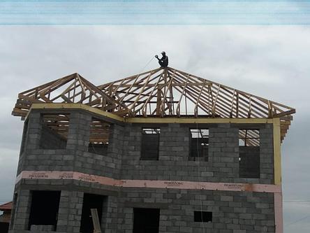 Строительство домов из газоблоков под ключ, фото 2