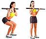 Бодибар для фитнеса 1кг, фото 3