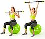 Бодибар для фитнеса 1кг, фото 5