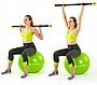 Бодибар для фитнеса 3 кг, фото 4