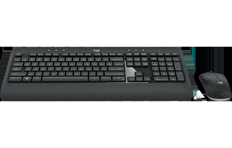 Logitech 920-008686 MK540 Advanced беспроводный комплект клавиатура и мышь
