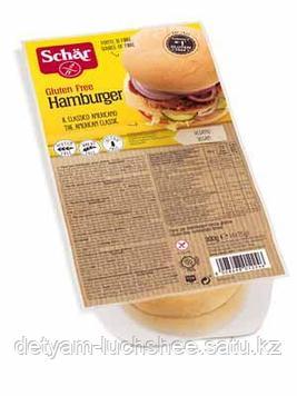 Безглютеновые булочки для гамбургеров Hamburger