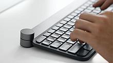 Logitech 920-008505 CRAFT Усовершенствованная клавиатура с многофункциональным диском управления