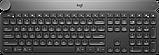 Logitech 920-008505 CRAFT Усовершенствованная клавиатура с многофункциональным диском управления, фото 2