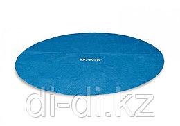 Тент Intex солнечный для бассейна диаметр 305см