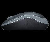 Logitech 910-002238 M185 мышь беспроводная Swift Grey, фото 2