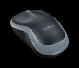 Logitech 910-002238 M185 мышь беспроводная Swift Grey, фото 3