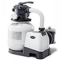 Песочный фильтр-насос 220В, 6000 л/ч intex 26646 (28646)