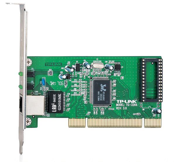 Сетевая карта TP-LINK TG-3269 (PCI)