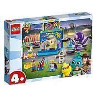 10770 Lego Juniors История игрушек: Парк аттракционов Базза и Вуди, Лего Джуниорс