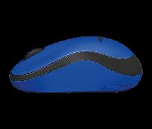 Logitech 910-004879 M220 SILENT беспроводная мышь бесшумная голубая