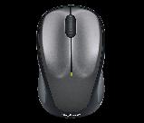 Logitech 910-002201 M235 Беспроводная мышка цвет серый, фото 2