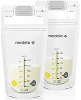 MEDELA Пакеты для хранения молока, Breastmilk storage bags. 25 шт