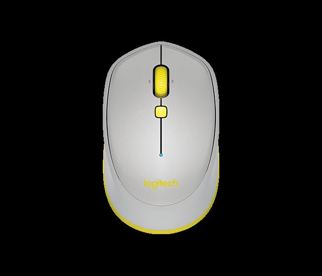 Logitech 910-004530 Мышь беспроводная M535, с поддержкой Bluetooth цвет серый