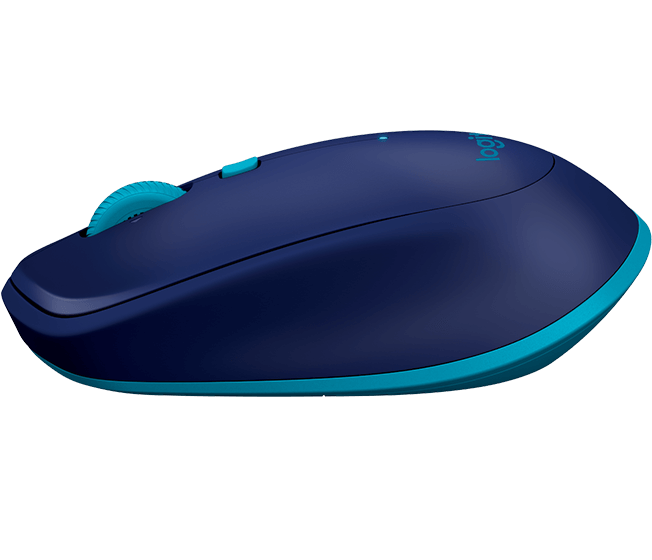 Logitech 910-004531 Мышь беспроводная M535, с поддержкой Bluetooth цвет синий