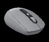 Logitech 910-005198 M590 Multi-Device Silent бесшумная беспроводная мышь MID GREY TONAL, фото 2