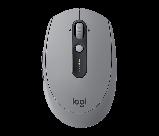 Logitech 910-005198 M590 Multi-Device Silent бесшумная беспроводная мышь MID GREY TONAL, фото 4