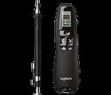 Logitech 910-003506 R700 Презентер Professional Presenter с ЖК-дисплеем, облегчающим хронометраж, фото 3