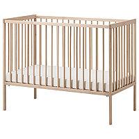 Кроватка детская СНИГЛАР бук  ИКЕА Астана, IKEA Казахстан