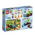 10766 Lego Juniors История игрушек: Вуди на машине, Лего Джуниорс, фото 2